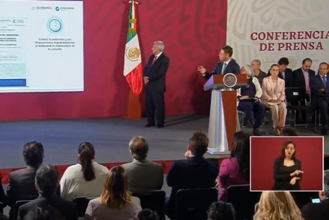 López Obrador Llama a Estados a Sumarse a Ley de Confianza